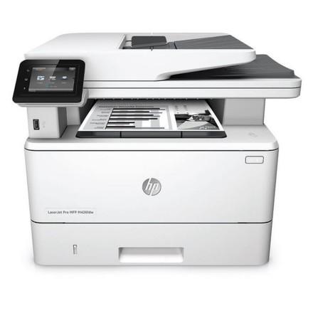 Tiskárna multifunkční HP LaserJet Pro 400 MFP M426dw A4, 38str./min, 1200 x 1200, 256 MB, automatický duplex, WF, USB - bílá