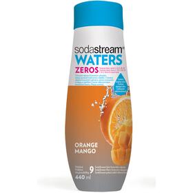 SodaStream Sirup ZERO Pomeranč-Mango 440 ml