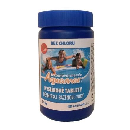 Bazénová chemie Marimex Kyslíkové tablety 0,9 kg