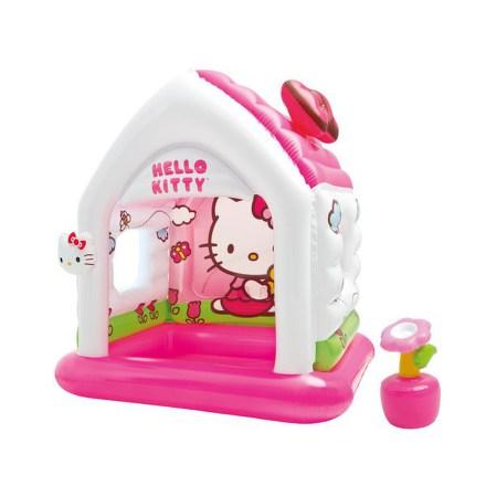 Domeček nafukovací Intex Hello Kitty