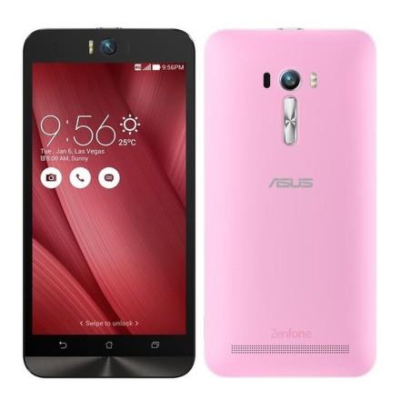 Mobilní telefon Asus ZenFone Selfie 32 GB ZD551KL - růžový