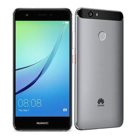Huawei Nova Dual SIM Titanium Grey + dárek VR-X2 brýle 3D univerzální, Aligator selfie držák + bluetooth zelený zdarma