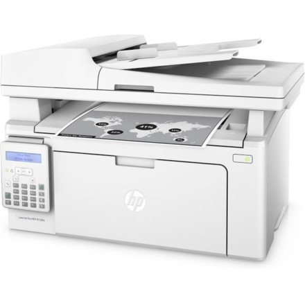 Tiskárna multifunkční HP LaserJet Pro MFP M130fn A4, 22str./min, 600 x 600, 256 MB, manuální du
