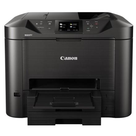 Tiskárna multifunkční Canon MAXIFY MB5450 A4, 24str./min, 15str./min, 600 x 1200, duplex, WF, USB