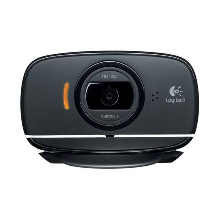 Webkamera Logitech HD Webcam C525 - černá