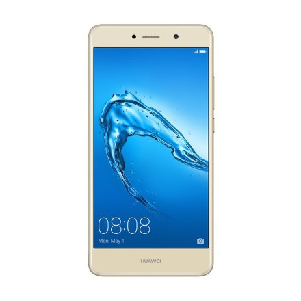 Mobilní telefon Huawei Y7 Dual SIM - zlatý