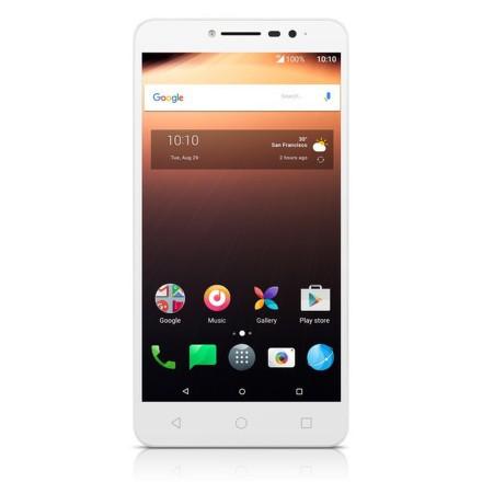 Mobilní telefon ALCATEL A3 XL 9008D Dual SIM - stříbrný/bílý