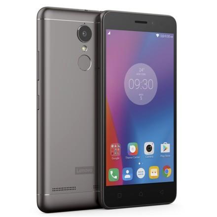 Mobilní telefon Lenovo K6 Dual SIM - šedý