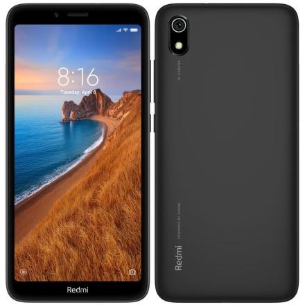 Xiaomi Redmi 7A 16 GB Dual SIM - matně černý