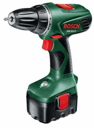 Aku vrtačka Bosch PSR 14,4-2, 2 rychlosti