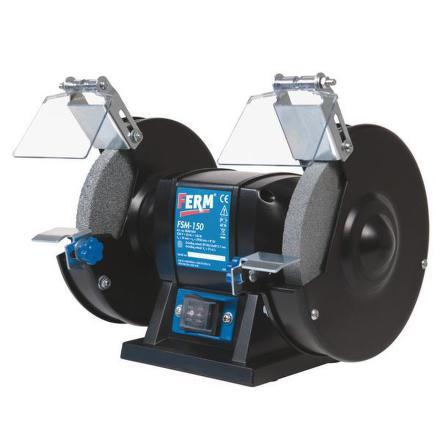 Bruska dvoukotoučová Ferm FSM-150N
