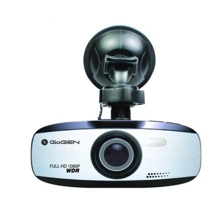 """Autokamera GoGEN CC 371 FULL HD, s 2,7"""""""" displejem, 1080P, SD slot, stříbrný"""