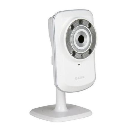 IP kamera D-Link DCS-932L 0.3Mpix, vnitřní- bílá