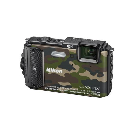 Nikon COOLPIX AW130 camouflage outdoor kit