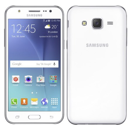 Mobilní telefon Samsung Galaxy J5 Dual SIM (SM-J500F) - bílý