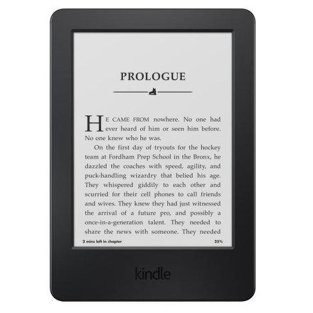 Čtečka e-knih Amazon Kindle 6 Touch - černá