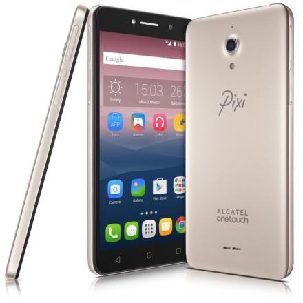 Mobilní telefon ALCATEL PIXI 4 (6) 8050D - zlatý