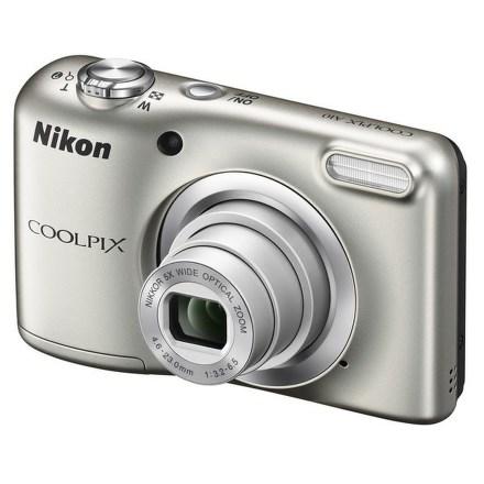 Fotoaparát Nikon Coolpix A10, stříbrný