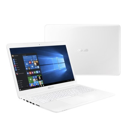 "Ntb Asus R517SA-XO209T Celeron N3060, 4GB, 500GB, 15.6"""", HD, bez mechaniky, Intel HD, BT, CAM, W10 - bílý"