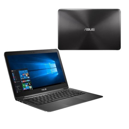 "Ntb Asus Zenbook UX305CA m5-6Y54, 8GB, 256GB, 13.3"""", WQXGA+, bez mechaniky, Intel HD 515, BT, CAM, W10 - černý"
