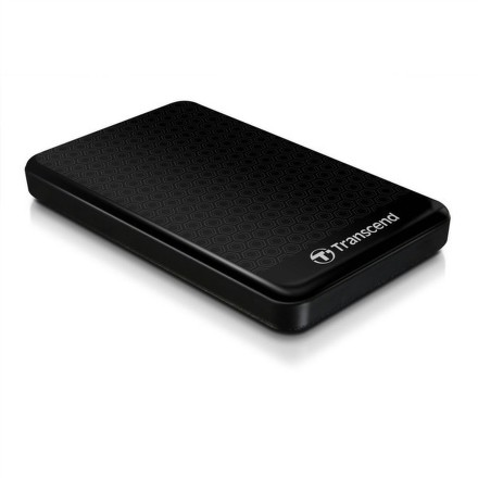 """HDD ext. 2,5"""""""" Transcend StoreJet 25A3 1TB - černý"""
