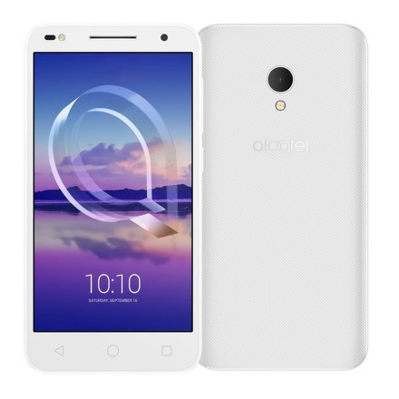 Mobilní telefon ALCATEL U5 HD 5047D Dual SIM - bílý