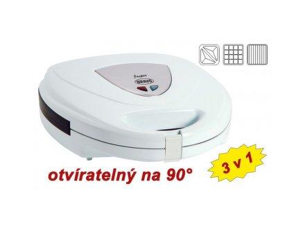 Sendvičovač B-4234 3v1