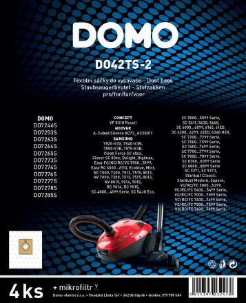 DOMO DO42TS-2