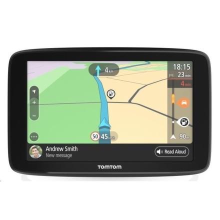 TomTom GO Basic 6'' Europe, Wi-Fi, LIFETIME mapy