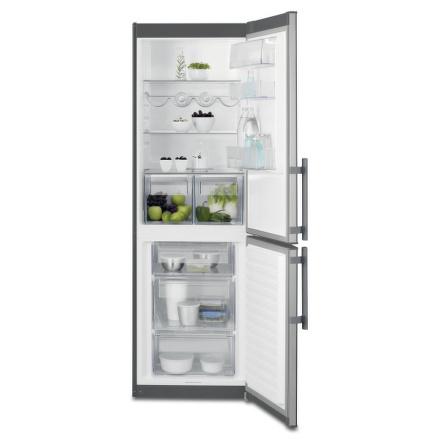 Chladnička komb. Electrolux EN3601MOX