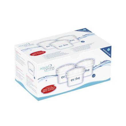 Filtr do filtračních konvic Hyundai Aqua Optima a Brita - 3ks