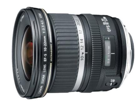 Objektiv Canon EF-S 10-22mm f/3.5-4.5 USM