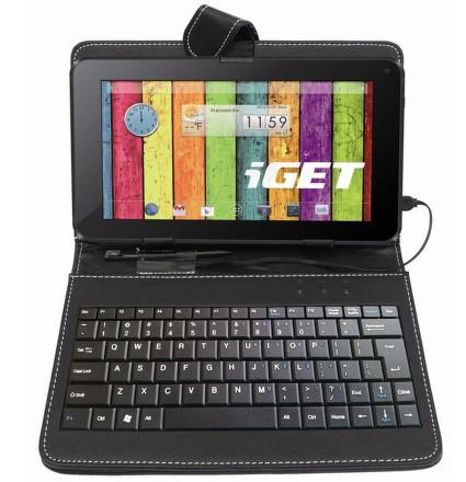 iGET F7B pouzdro s klávesnicí