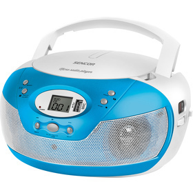 Sencor SPT 229 BU RADIO S CD/MP3/USB