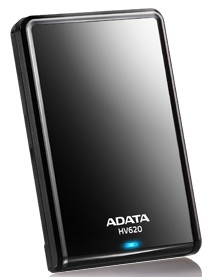 ADATA HV620 1TB External 2.5'' HDD black