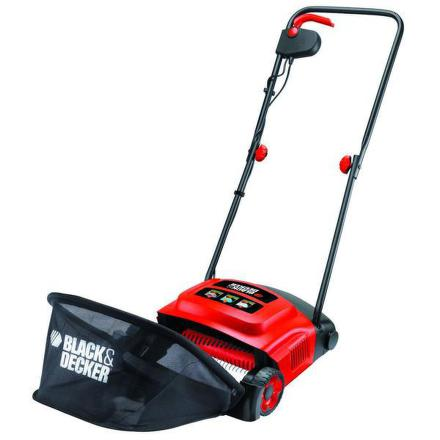 Vertikutátor Black&Decker GD300