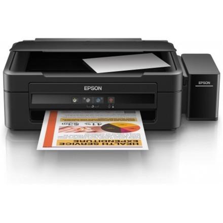 Tiskárna multifunkční Epson L220 A4, 26str./min, 15str./min, 5760 x 1440, USB - černá
