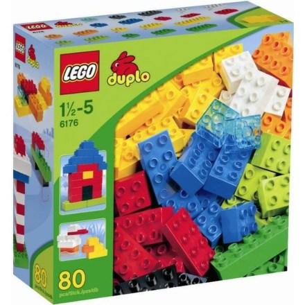 Stavebnice Lego® DUPLO 6176 Základní kostky