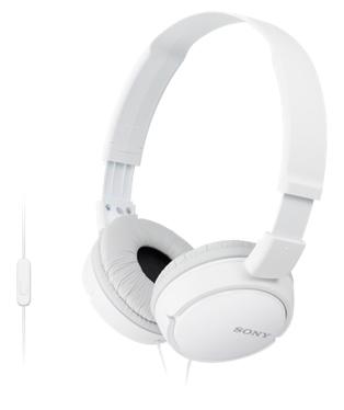 Sluchátka Sony MDRZX110APW.CE7 - bílá