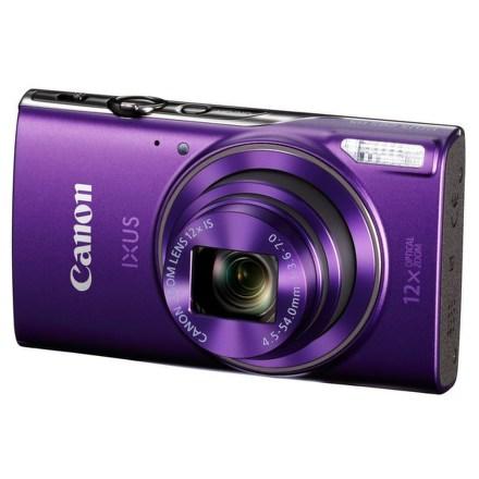 Fotoaparát Canon IXUS 285 HS, fialový