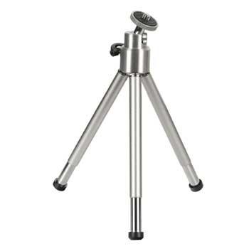 Stativ Hama 4009 - ´Ball´ L stříbrný