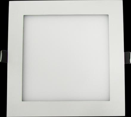 APLED Square bílé 12W denní