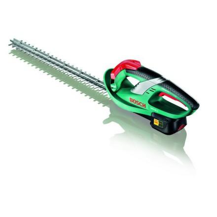 Nůžky na živý plot Bosch AHS 48 LI, 2 aku NEW