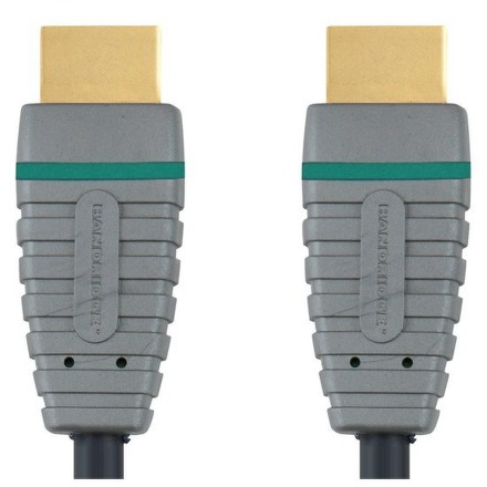 Kabel Bandridge Blue HDMI 1.4, A - A, 1m
