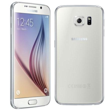 Mobilní telefon Samsung Galaxy S6 (G920) 32 GB - bílý