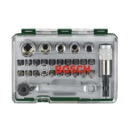 Sada bitů Bosch 27 dílná