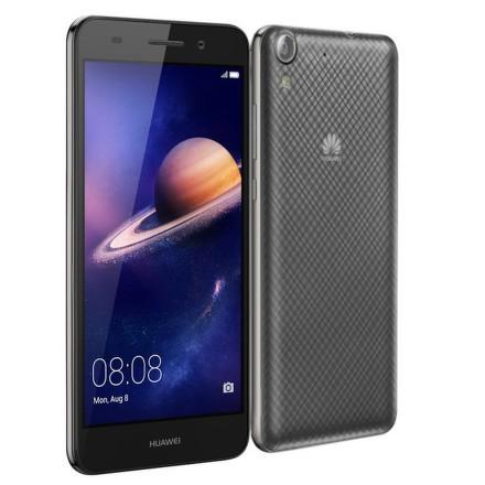 Huawei Y6 II Dual SIM - černý + dárek Lexar microSDHC 32GB c10 300x zdarma