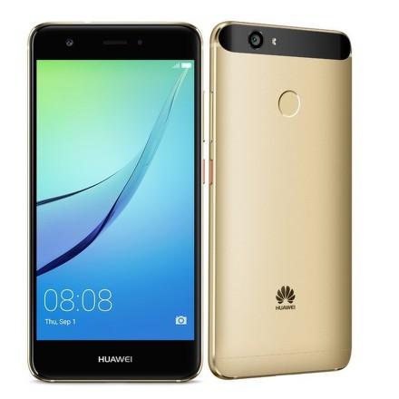 Huawei Nova Dual SIM Prestige Gold + dárek VR-X2 brýle 3D univerzální, Aligator selfie držák + bluetooth zelený zdarma