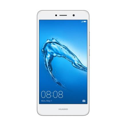 Mobilní telefon Huawei Y7 Dual SIM - stříbrný