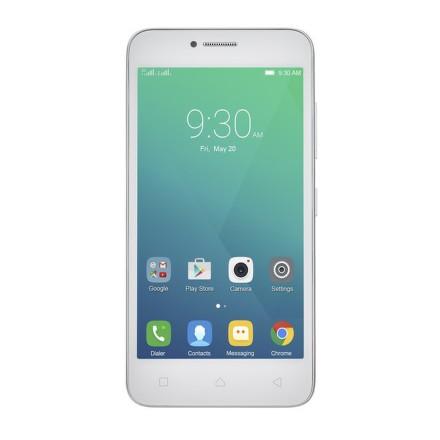 Mobilní telefon Lenovo A Plus Dual SIM - bílý